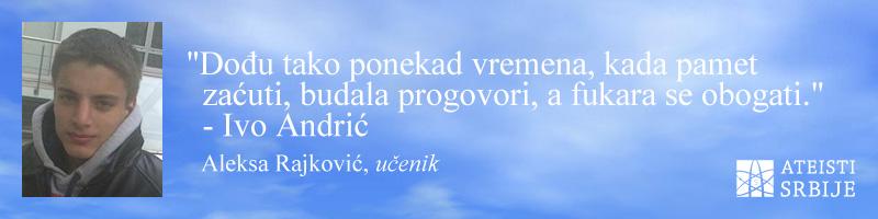 Aleksa Rajkovic
